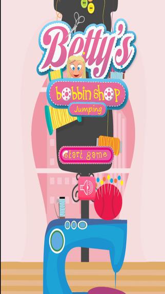 Betty's Bobbin Shop - Spool Up Jumping Adventure Pro