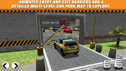 Screenshots of Multi Level 2 Car Parking Simulator Game - Real Life Driving Test Run Sim Racing Games for iPhone