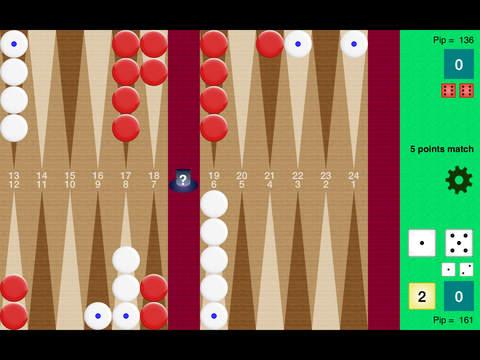 BackgammonCoach iPad Screenshot 1