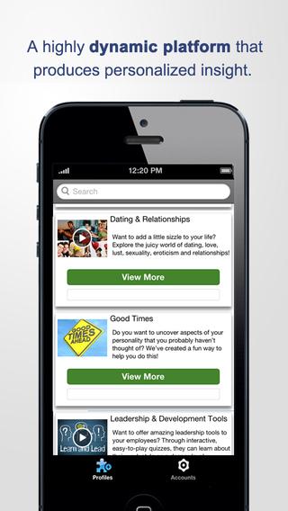 【免費生活App】Tokii QP3 Quick Pick Personality Profiles-APP點子
