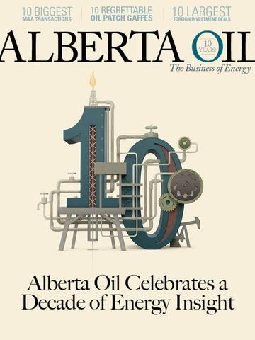 Alberta Oil - The Last 10 Years in Energy