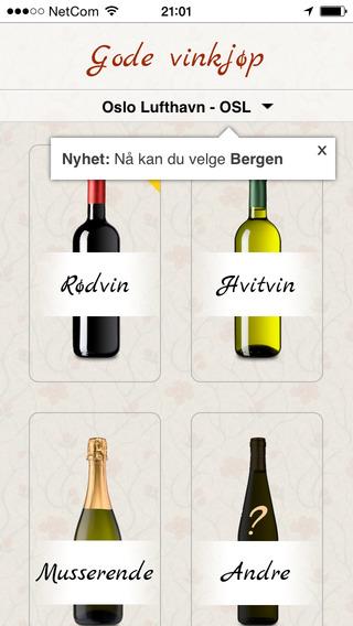 Gode vinkjøp