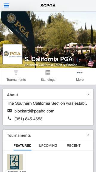 Southern California PGA Section