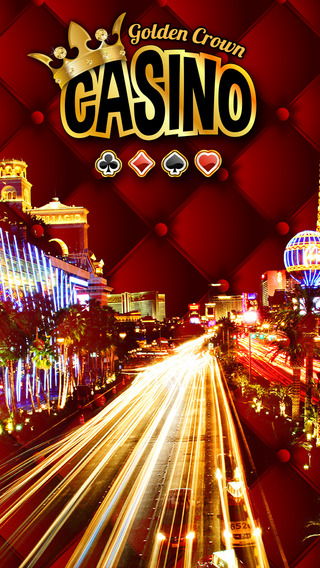 Gold Crown Casino : Complete casino experience with 5 Vegas style games bonuses and more