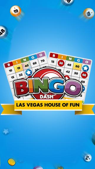 Bingo Dash - Las Vegas House Of Fun