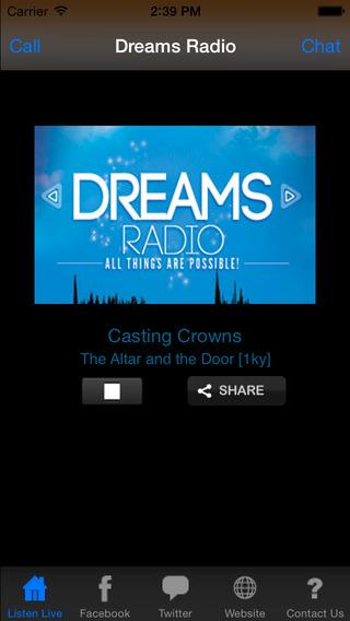 HM Radio iPhone Screenshot 1