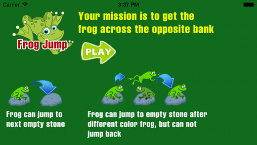 Frogs Jump