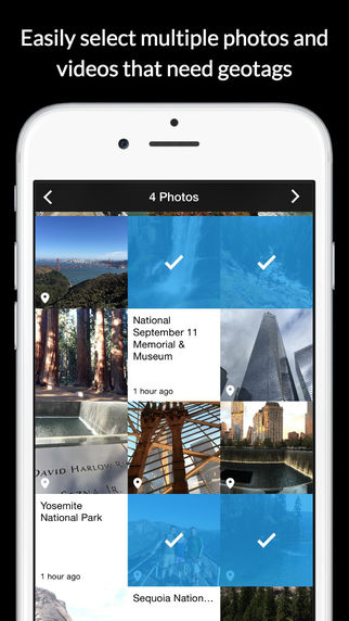 Taggr - Geotag All Your Photos and Videos