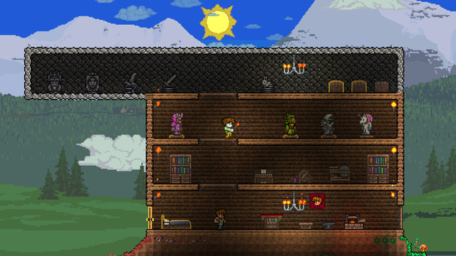 Terraria Screenshots