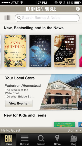 Barnes Noble