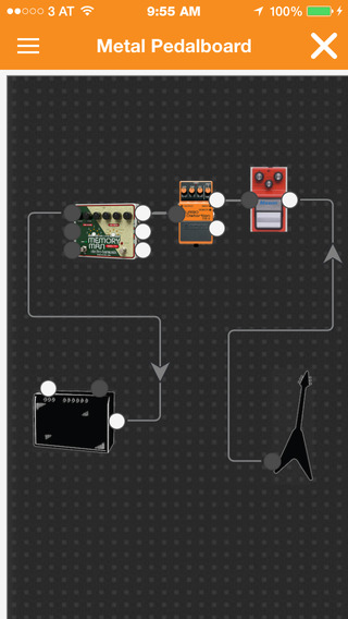 DBoards Guitar Pedal Planner