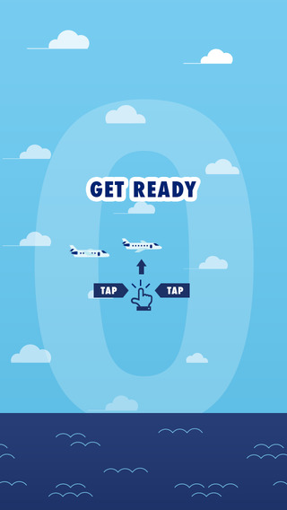 Flappy Plane - Avoid the ducks