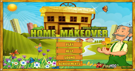 Home Makeover - Free Hidden Object Games