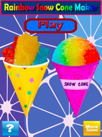 Rainbow Snow Cone Makerscreeshot 3