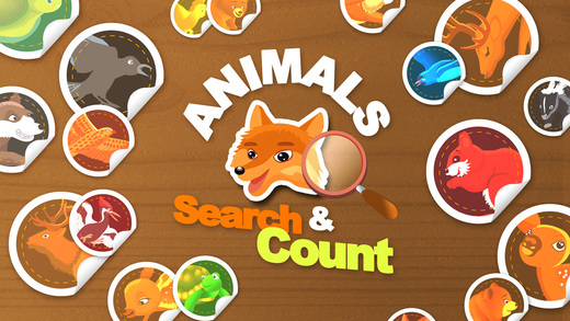 Animals: Search Count