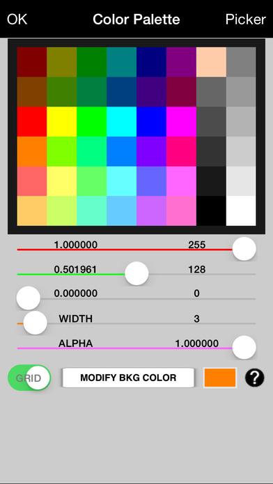 Finger Painting iPhone Screenshot 4