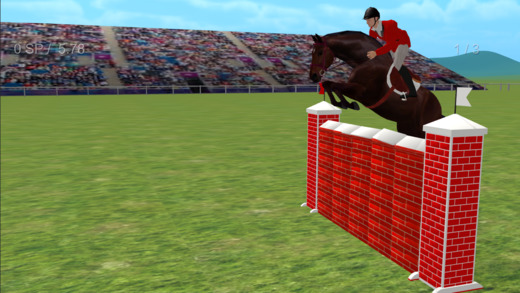 Jumpy Horse Show Jumping 14 Train Design Courses and
