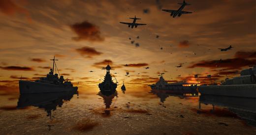 Falcon Strike: WWII