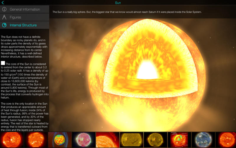 Solar Walk Screenshot