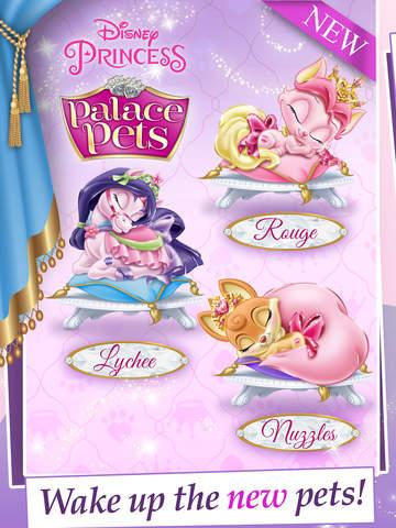 Disney Princess Palace Pets screenshot 6