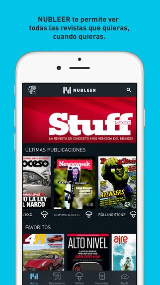 Nubleer - Revistas ilimitadas