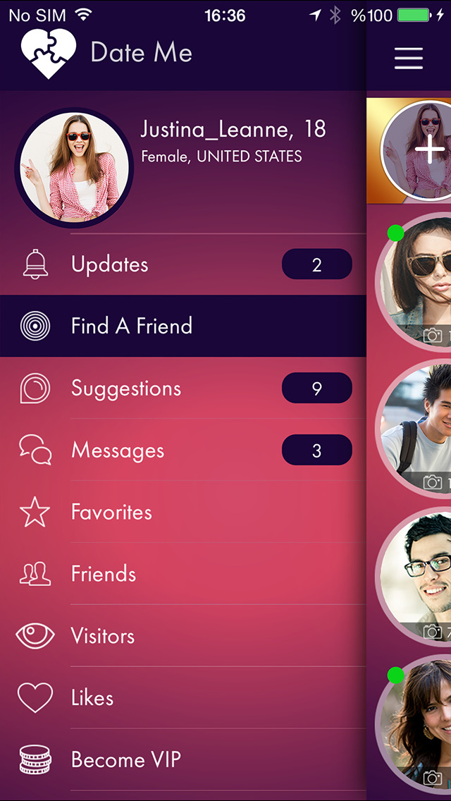 top free dating apps for iphone 5 plus screen