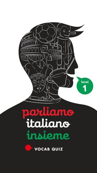 Parliamo Italiano Insieme 1