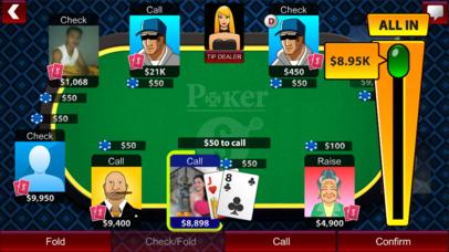Screenshot 3 Texas Hold'em Poker Online — Holdem Poker Stars
