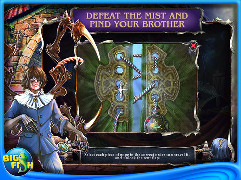 Bridge to Another World: Burnt Dreams HD - Hidden Objects, Adventure & Mystery (Full)screeshot 3