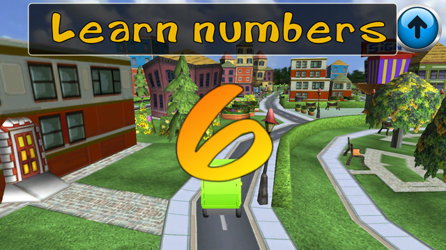 Mini Drivers - learn numbers counting and colors for toddlers and preschool kids