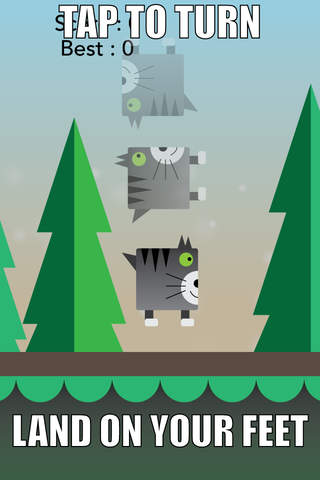 Fally Cat - Cats Are Amazing! screenshot 1