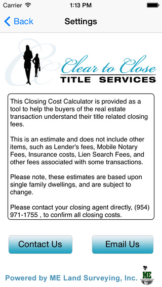 Clear To Close Title Services
