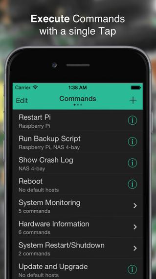 SimpleSSH - SSH Commands File Viewer Terminal