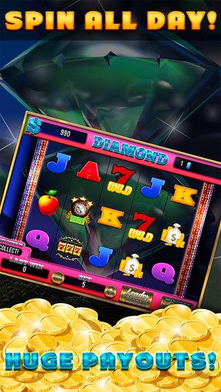 Aaaaaaaawesome Slots Diamond Slots FREE Slots Game