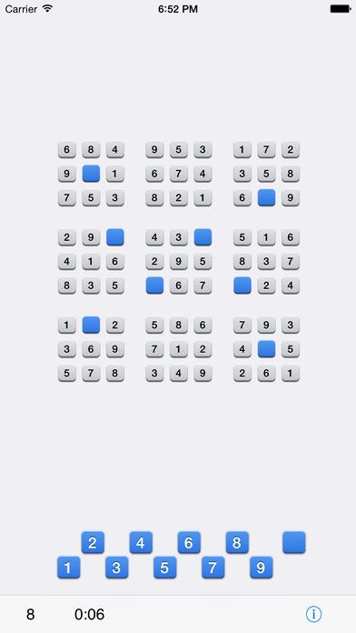Colouroku iPhone Screenshot 1