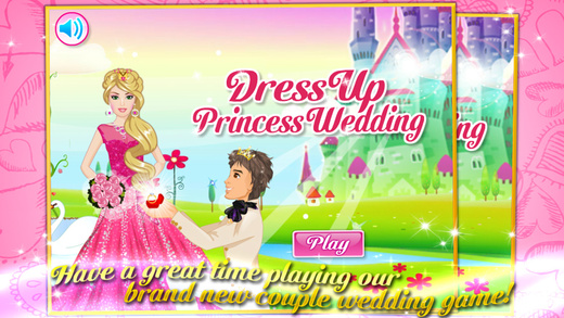 Dress Up-Princess Wedding
