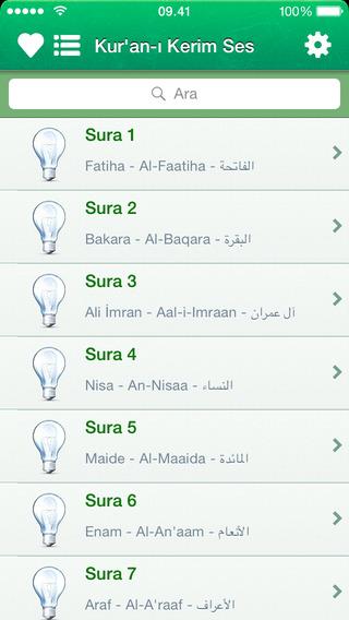 Kur'an Ses mp3 Arapça Türkçe ve Fonetik - Quran Audio in Arabic Turkish and Phonetics