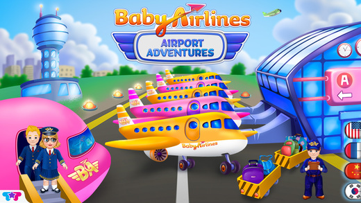 Baby Airlines - Airport Adventures