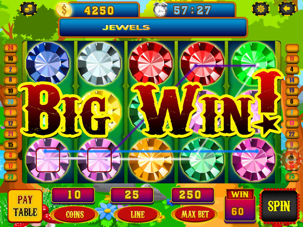 all slot machine games for free