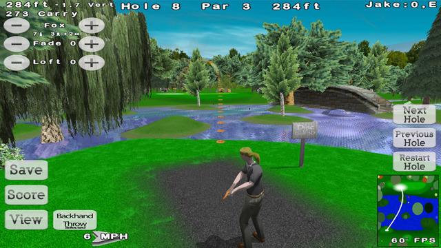 Disc Golf 3D