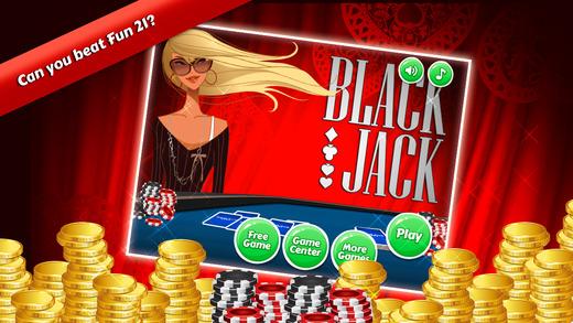 Fun 21 Blackjack PRO - Master this Basic Card Game
