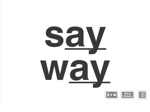 Sounds Have Letter Teams: ay oy y - Learn All About Two Vowel-Y Digraphs Plus a Full Explanation of