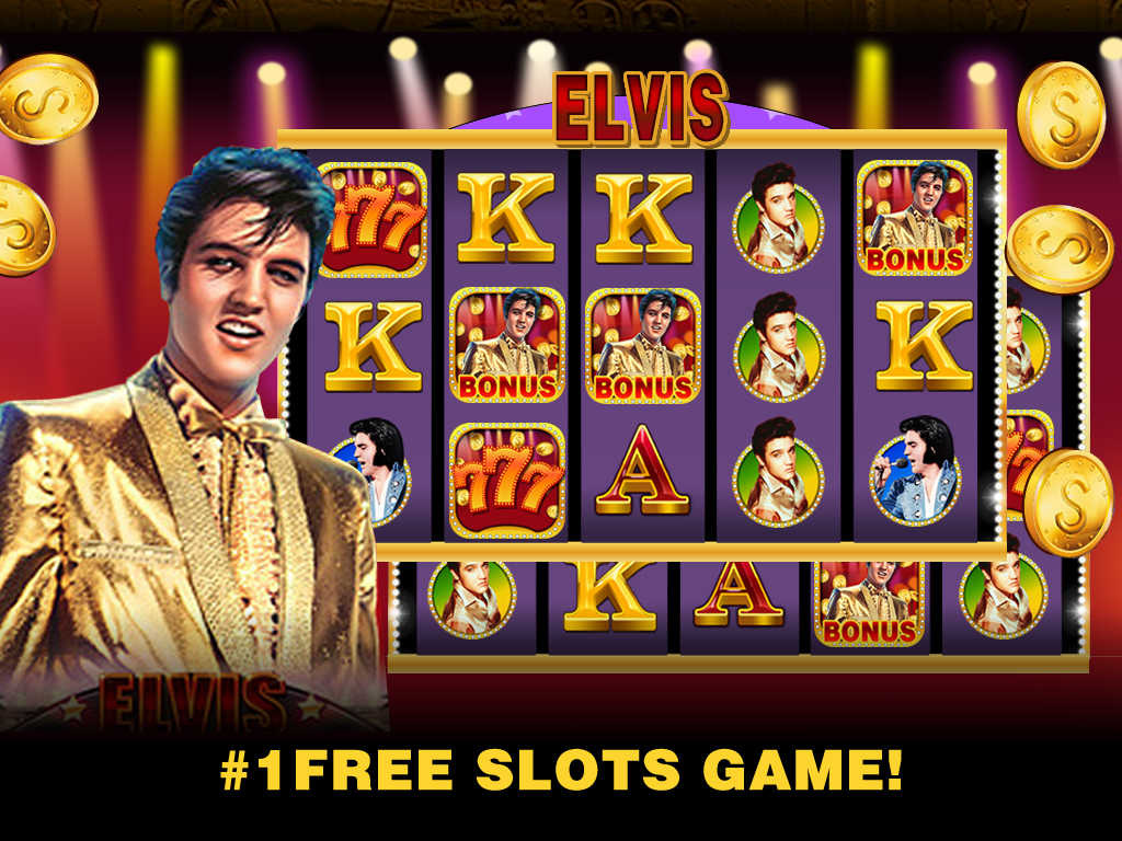 Elvis the King Slot Machine - Play for Free Instantly Online