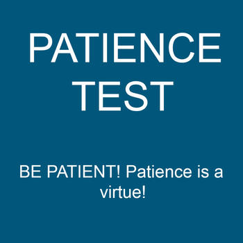 Patience Test 遊戲 LOGO-玩APPs