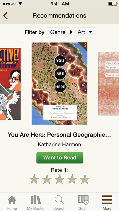 Goodreads - iPhone Mobile Analytics and App Store Data
