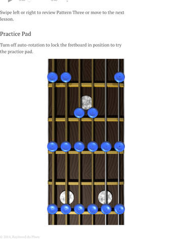iMproGuitar Screenshots