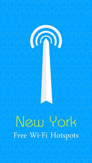 New York Free Wi-Fi Hotspots