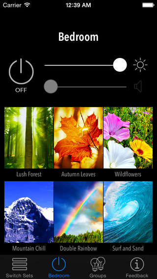 OnSwitch for Philips Hue LIFX : Lights Effects