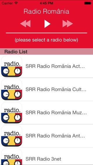 Radio România - România radio online gratuite RO