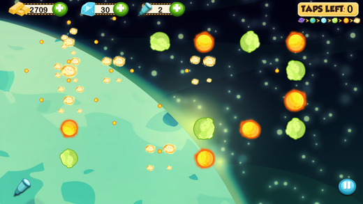 Astro Poppers - Puzzle Physics Strategy Burst Game